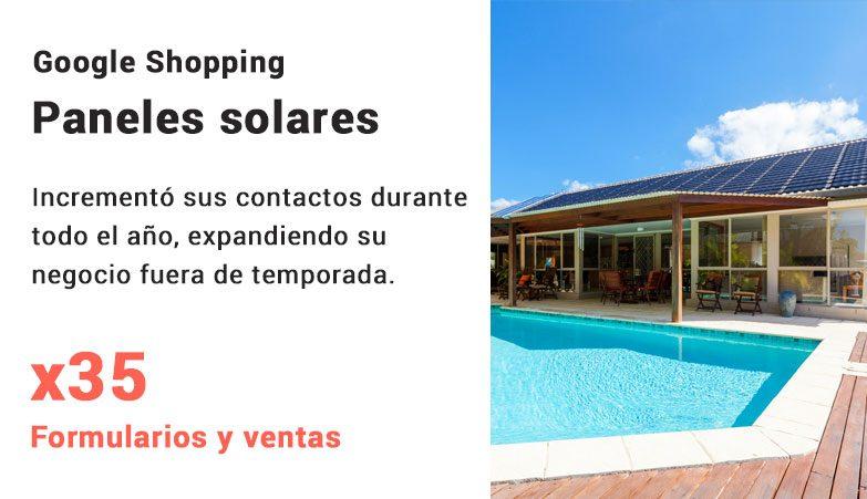 Campañas en Google Shopping